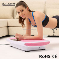 Body shaker vibration machine