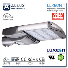 100W LED Street Light High Quality 5 Years Warranty Meanwell LED Driver ROHS Approved