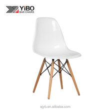 high quality cheap cafe restaurant ABS PP charles dining chair