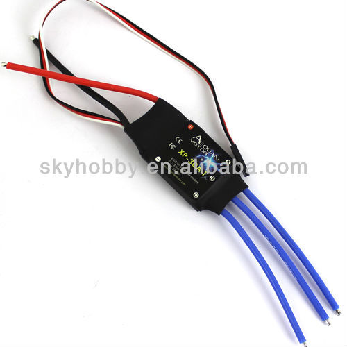 Aeolian motor Brushless Motor 30A ESC 2A / 5V BEC for RC Airplane Aircraft