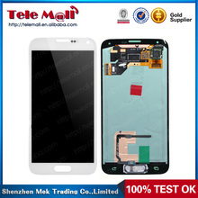 High technology lcd screen touch screen for samsung S5 mobile phone Lcd screen