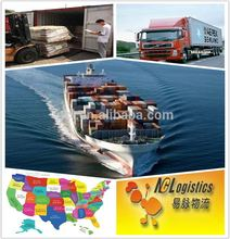 Cheapest container shipping freight agency from Shenzhen China to USA