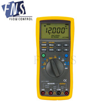 FNS Display refresh Process multimeter Calibration cycle one year