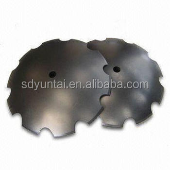 The good elasticity disc blade made in China
