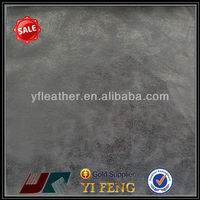 Newest A Garde Textile Leather Product