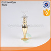 High quality glass candle holder for wedding decoration