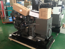 2015 hot salling 50kva marine diesel water genset price with CE certificate