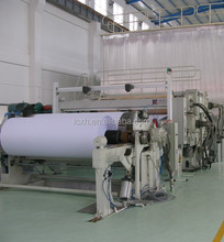Daily capacity 42 tons cultural paper/A4 A3 paper/offset paper printing making machine