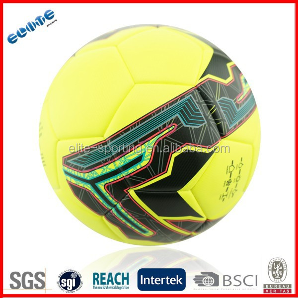 Famous soccer ball manufacturer in China