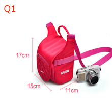 CADeN DSLR Small Camera Shoulder Bag Video Photo Digital bag for MINI SLR camera