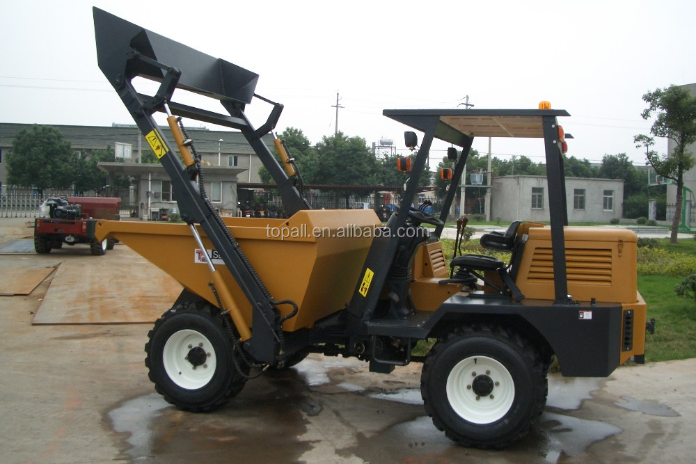 2016 Hot Sell Topmac Brand Self Loading Site Dumper