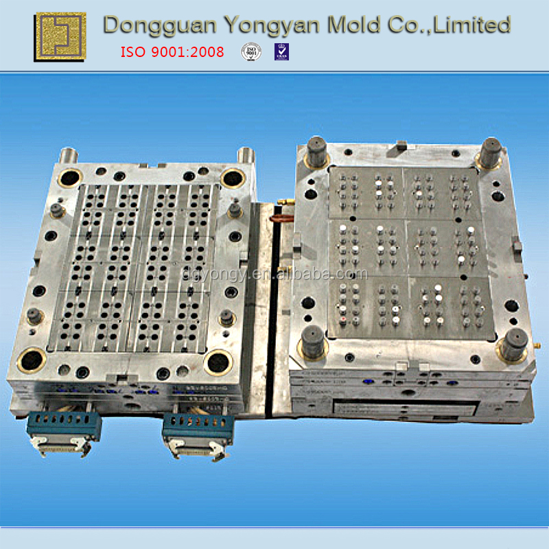 factory making consumer pen mould maker