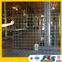 Welded Wire Mesh For Retaining Wall