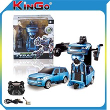 Wholesale 2.4G 4CH Radio Control Electric Car Remote Control Fighting Robot Toy