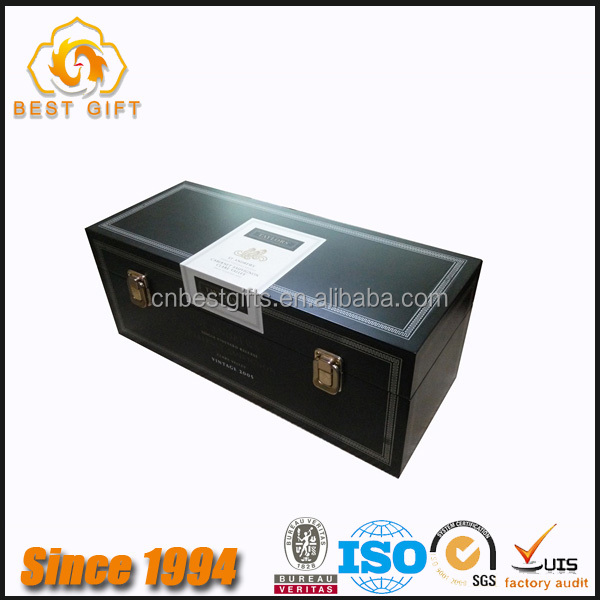 Experienced QUALIRY GUARANTEE Manufacturer Wooden Wine Box