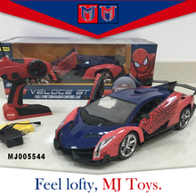 New toy remote control model car game kits for sale