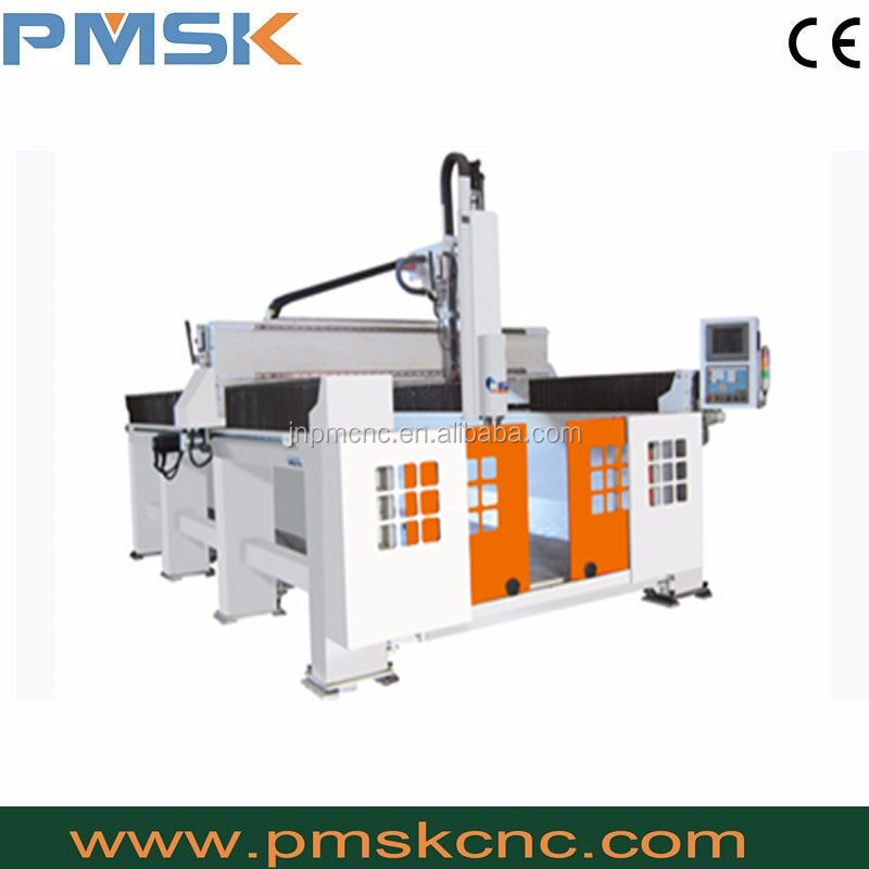 2017 hot sale Syntec controller eps foam machine 4 axis cnc router machine