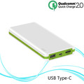high quality 1000mAh power bank cheap price USB typec and quick charger