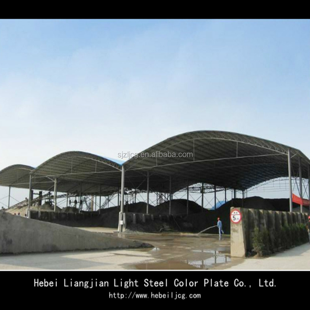 cheap steel ware house building
