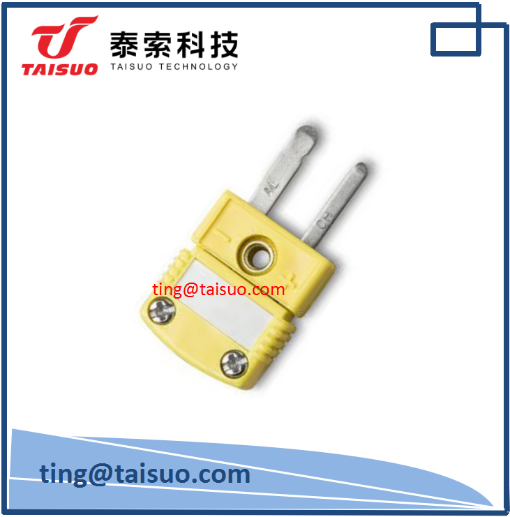 Good quality and cheap K type thermocouple connector