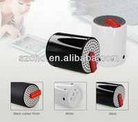 2013 Pretty Fashional tube portable rechargeable speaker