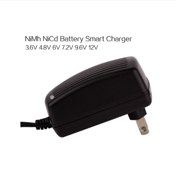 12V 24V intelligent car motorcycle battery charger Wall mount NiMh/NiCd electric bike universal battery smart charger
