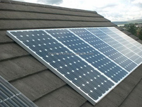 ROOFTOP STAND ALONE SOLAR HOME SYSTEM, PANEL SOLAR 1000W