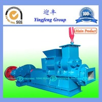 Latest products in market Yingfeng DZK30 full automatic clay brick making production line