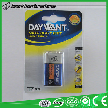 Hot Product Best Sale High Quality Dry Battery 9V Battery Box