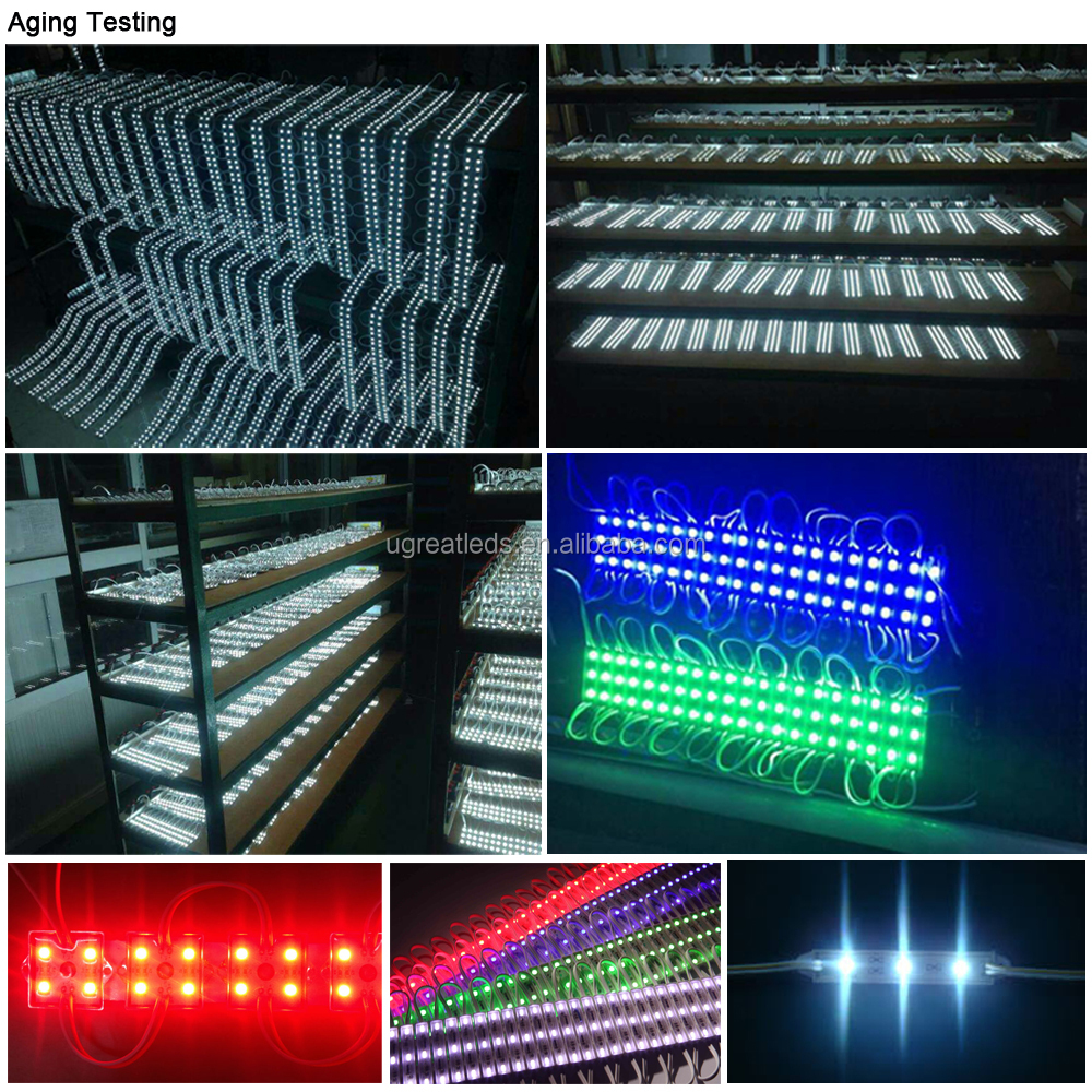 High Brightness SMD 5050 LED Channel Letter Signs