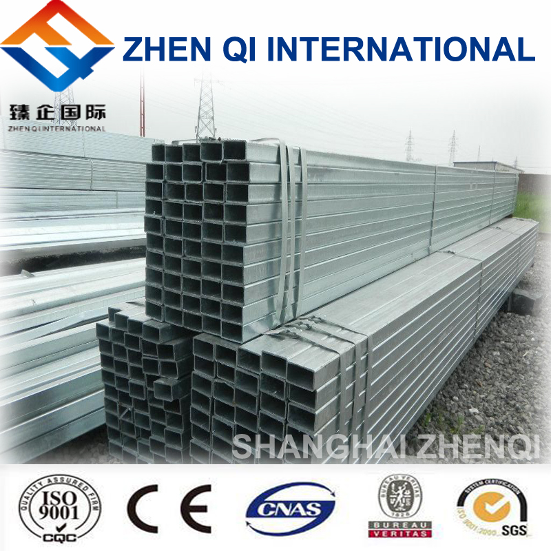T304 Square Stainless Steel Tube For Construction supply from shanghai