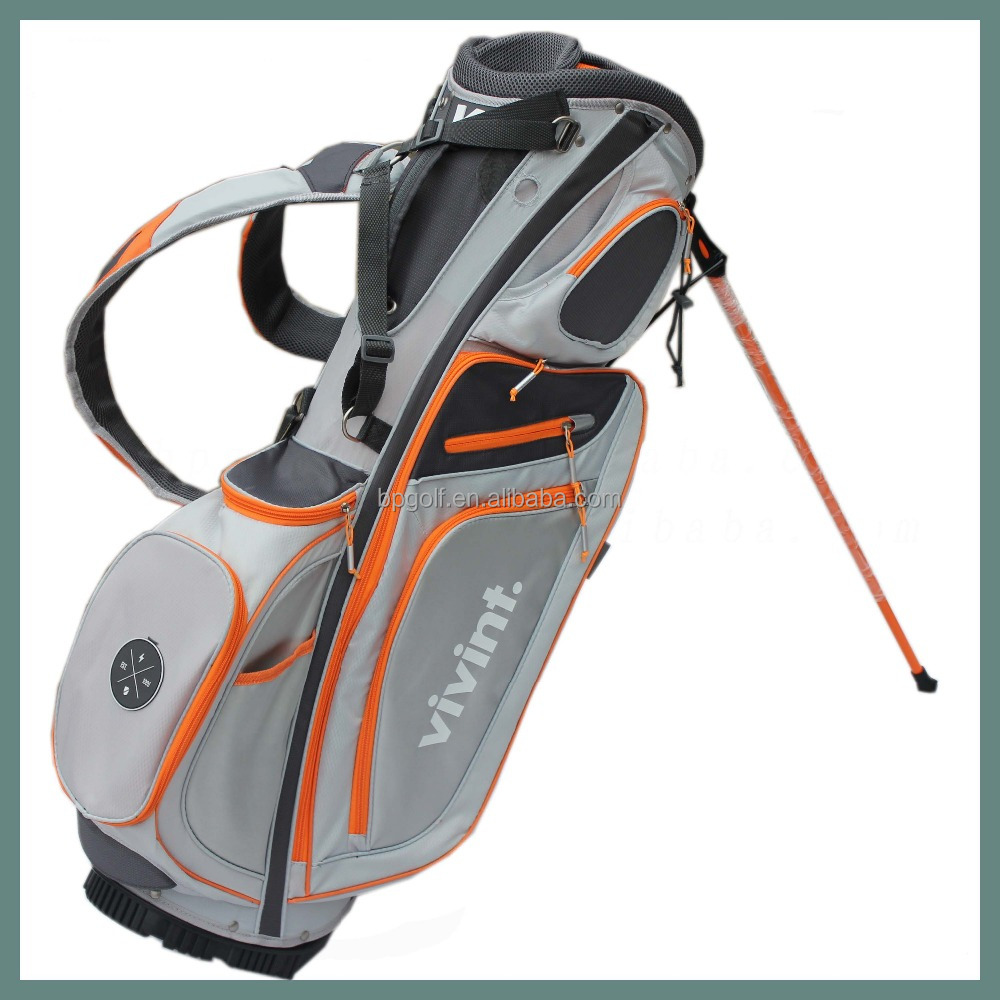 New design brand golf stand bag wholesale