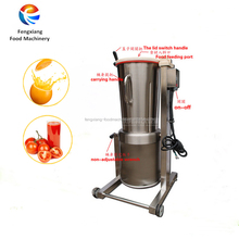 Industrial juice extractor,chili paste making machine,fruit juicer machine with 14L