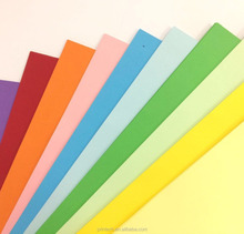 High quality colorful art card/board paper 230gsm