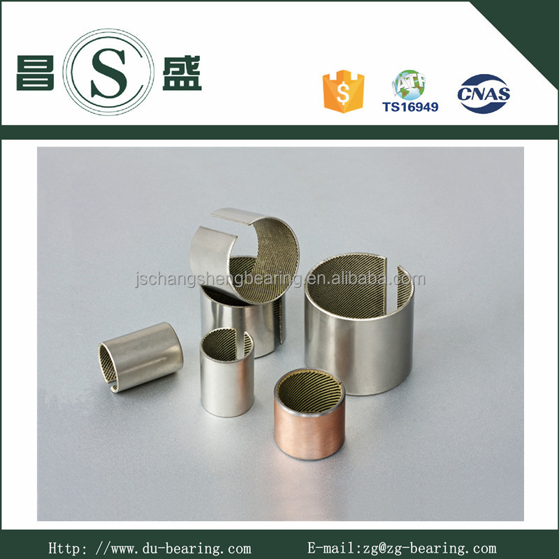 TEX Bushing Metric Oil-less Bearing Oil free Motor Shaft Bushes For Gear Pumps