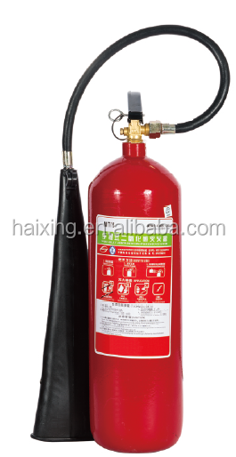 CO2 Alloy Steel Fire Extinguisher 7kgs