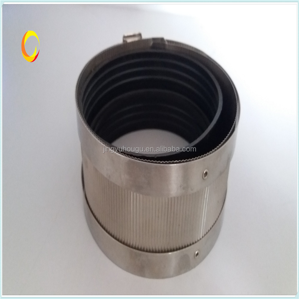 Powerful A rubber seal pvc pipe clamps Factory wholesale