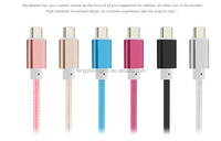 5V/2A(Max) output usb 31 type c cable charger cable suitable for iphone and andriod