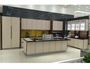 High Quality commerical affordable sale Modern design High Gloss Overall Kitchen Cabinet