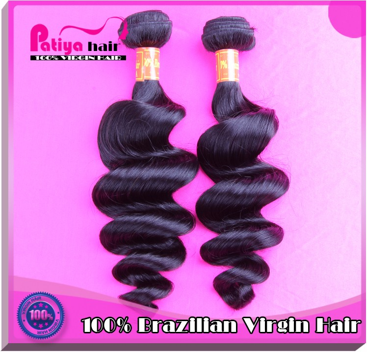 10 12 14 16 18 20 22 24 26 28 30 candy curl brazilian hair extensions double weft minimum 1pc natural color loose wave dropship