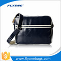 Sports Fashion Style Cross body bag mens shoulder leather messsnger bag
