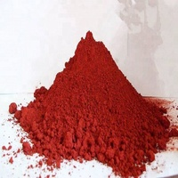 Top Grade Red Iron Oxide Pigments For Concrete Blocks Good Tinting Color