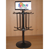 Iron Wire Counter Spinning Retail Display