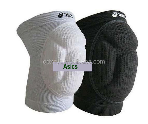 Volleyball sport support ASICS sleeve Gel knee pad