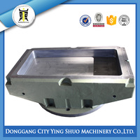 ductile iron ggg40 casting machine part