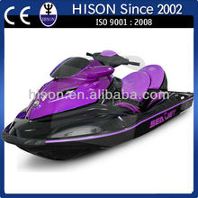 China leading PWC brand Hison Competitive Streamline Design jet sky