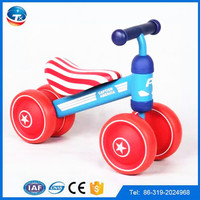 2016 China kids toy best seller factory wholesale cheap child toy/high quality baby ride on toy car/educational balance kid toy