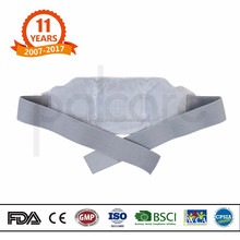 Hot cold waist pack for rehabilitation therapy cold ice pack belt brace