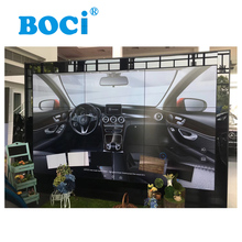 55 Inch Samsung Panel 3x3 LCD Video Wall Display For Exhibition