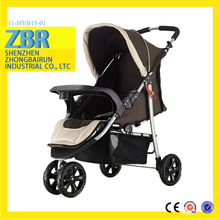 New Product 7.5 inch wheel for export pram infant kids baby folding trolley carrier